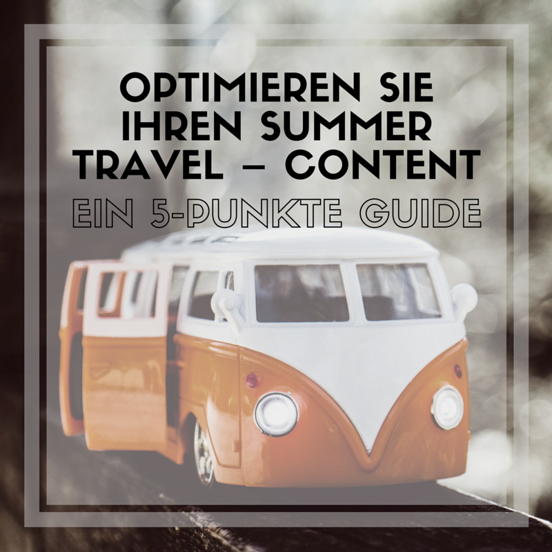 CONTENTS IM SOMMER