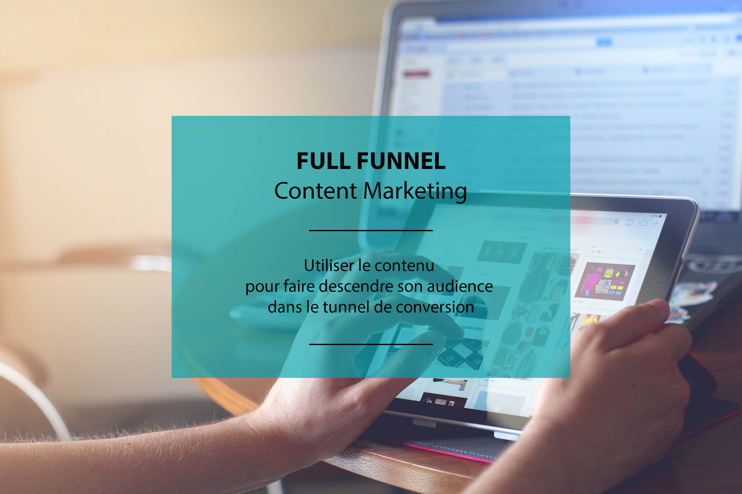 Full Funnel Content Marketing