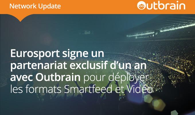 Outbrain Eurosport