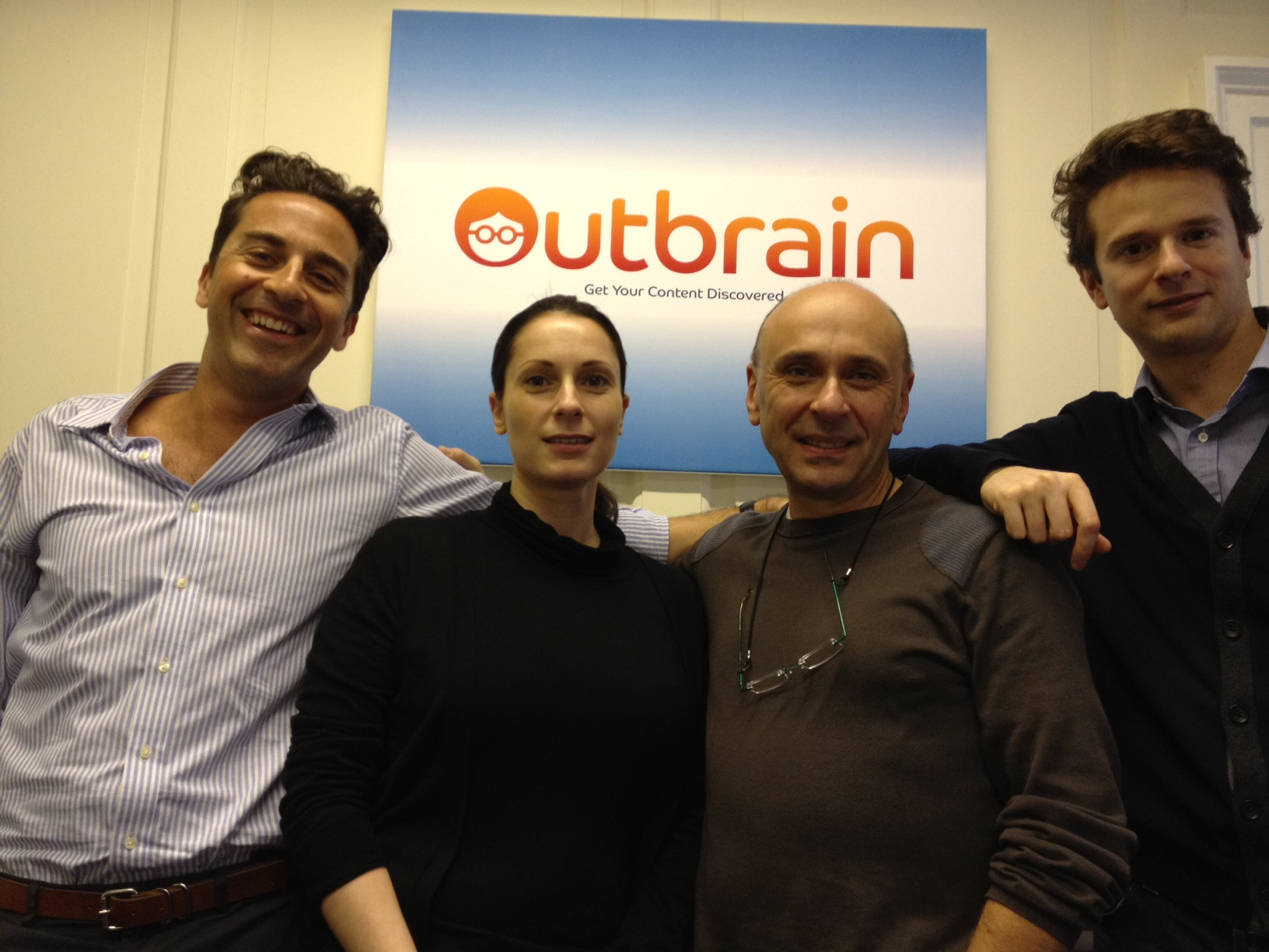 Meet Outbrain Europe London