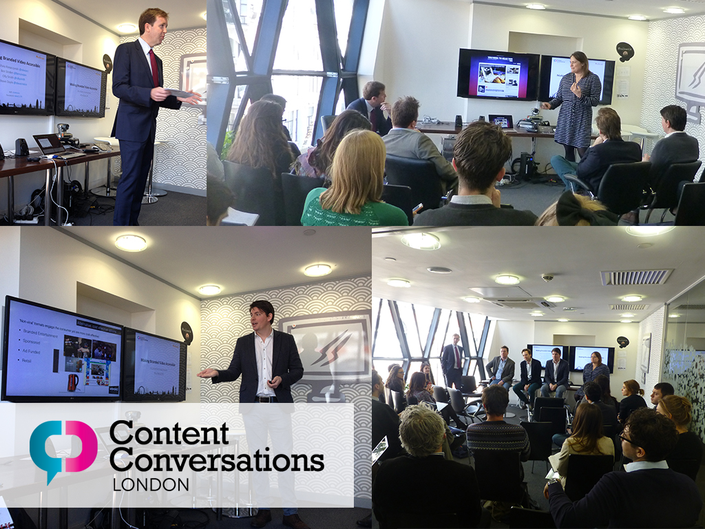 Content Conversations: Making Branded Video Accessible