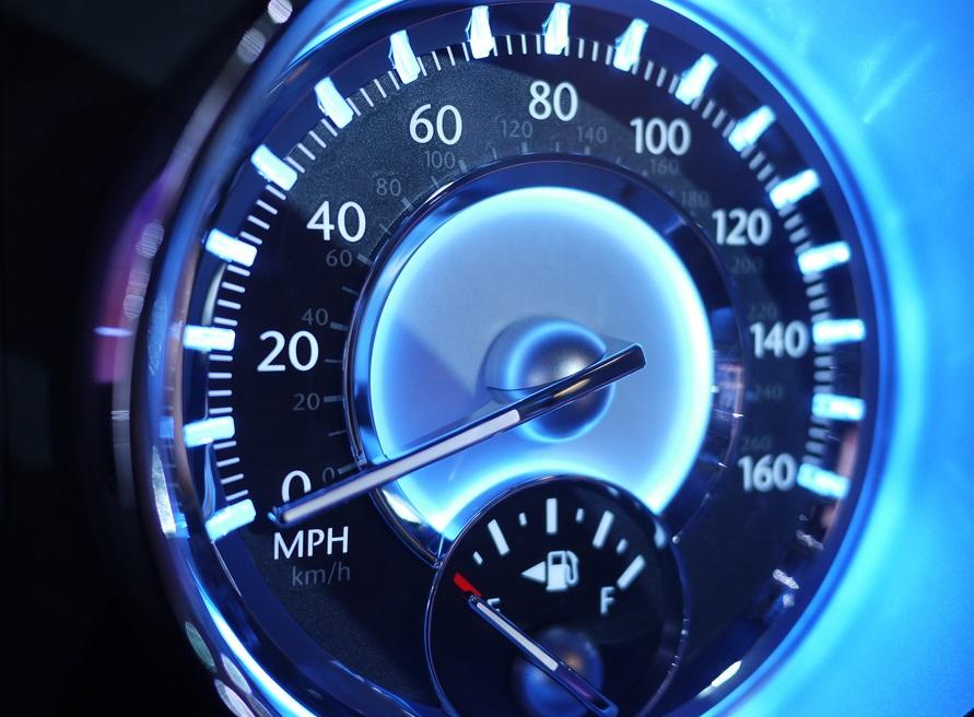 photo, speedometer