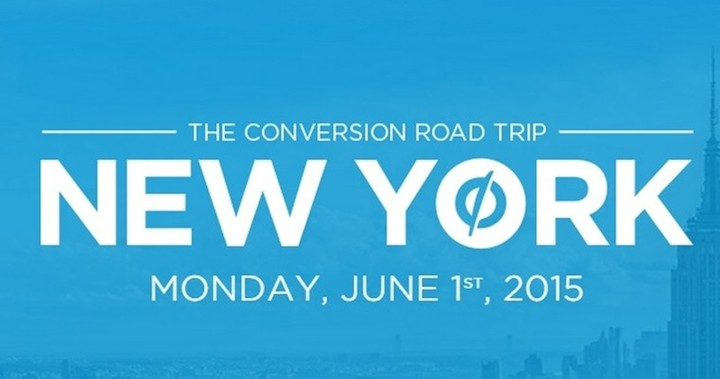 Unbounce Conversion Road Trip New York City