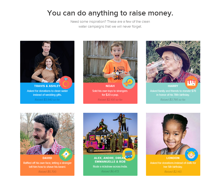 charitywater-bday-campaigns