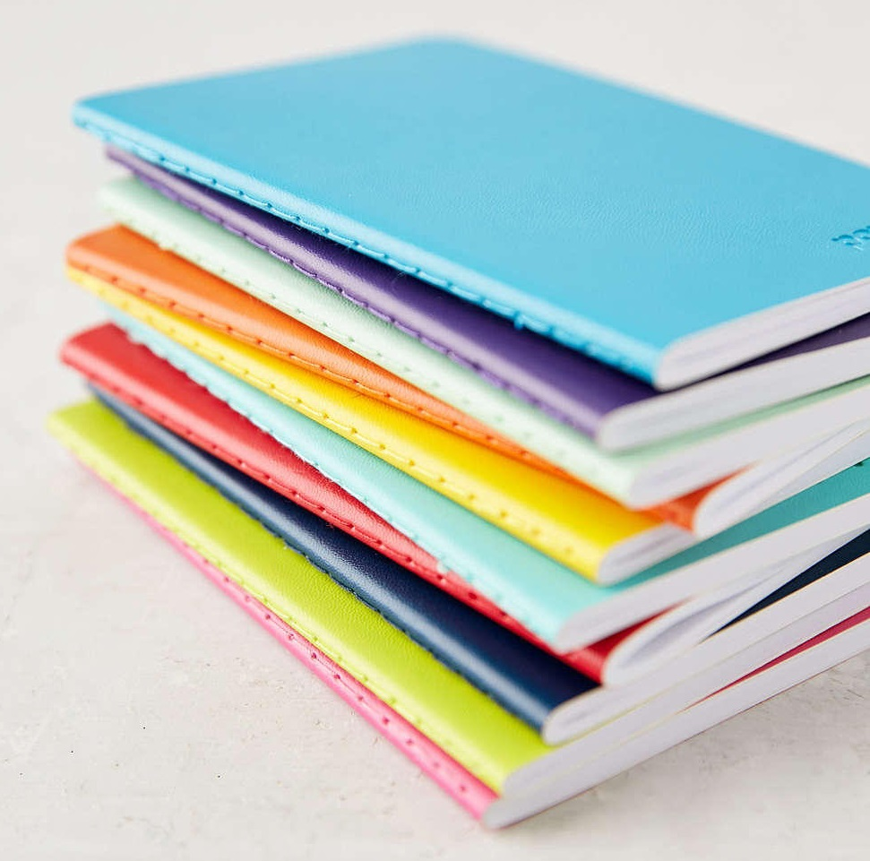 photo; poppin mini medley notebooks