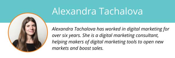 Alexandra Tachalova