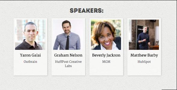 Content Israel 2015 Speakers