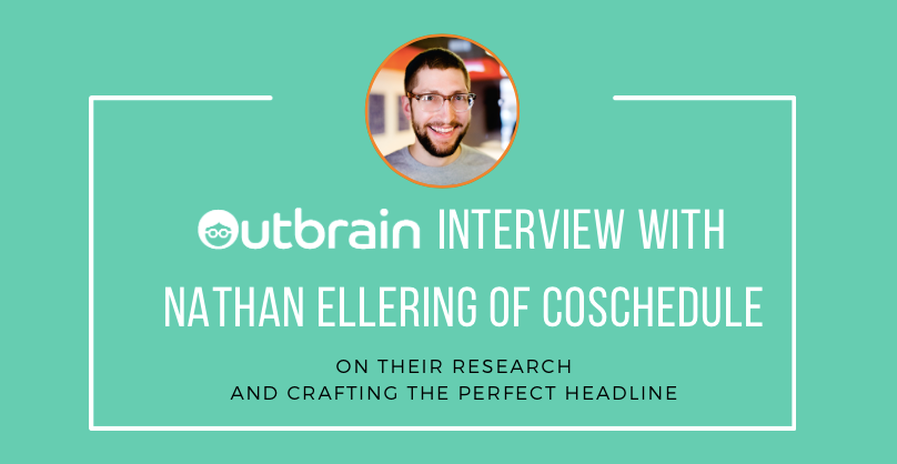 Nathan Ellering of CoSchedule on Their Research and Crafting the Perfect Headline