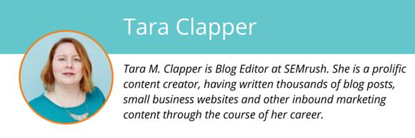 Tara Clapper