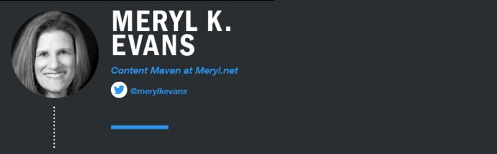 Meryl K. Evans