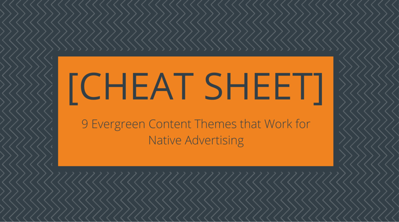 9 Evergreen Content Themes