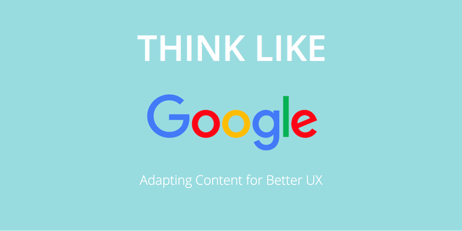 Think Like Google: