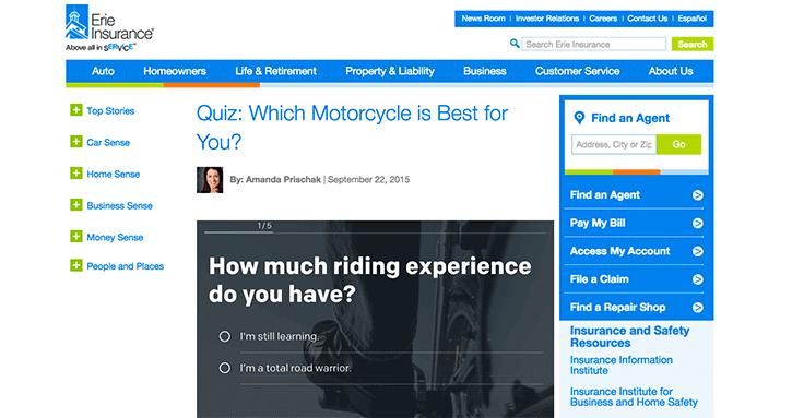 what type of motorcycle is right for you