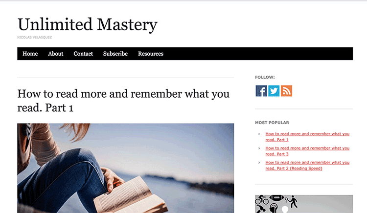 how to read faster and retain more information from what you read