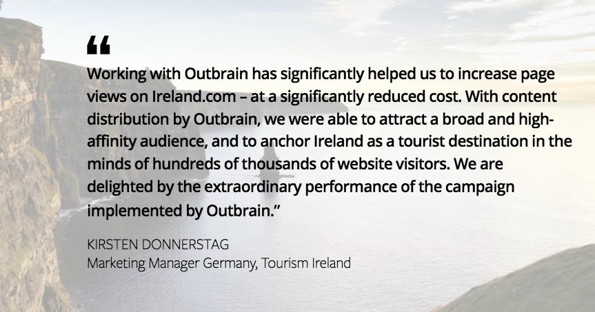 TourismIreland_Testimonial_Outbrain