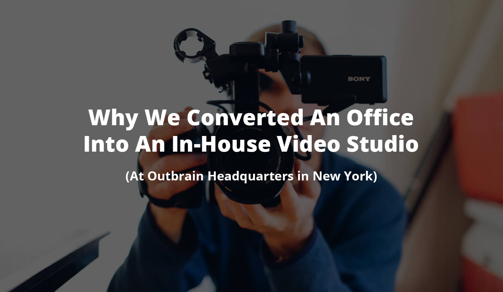Outbrain Video Marketing