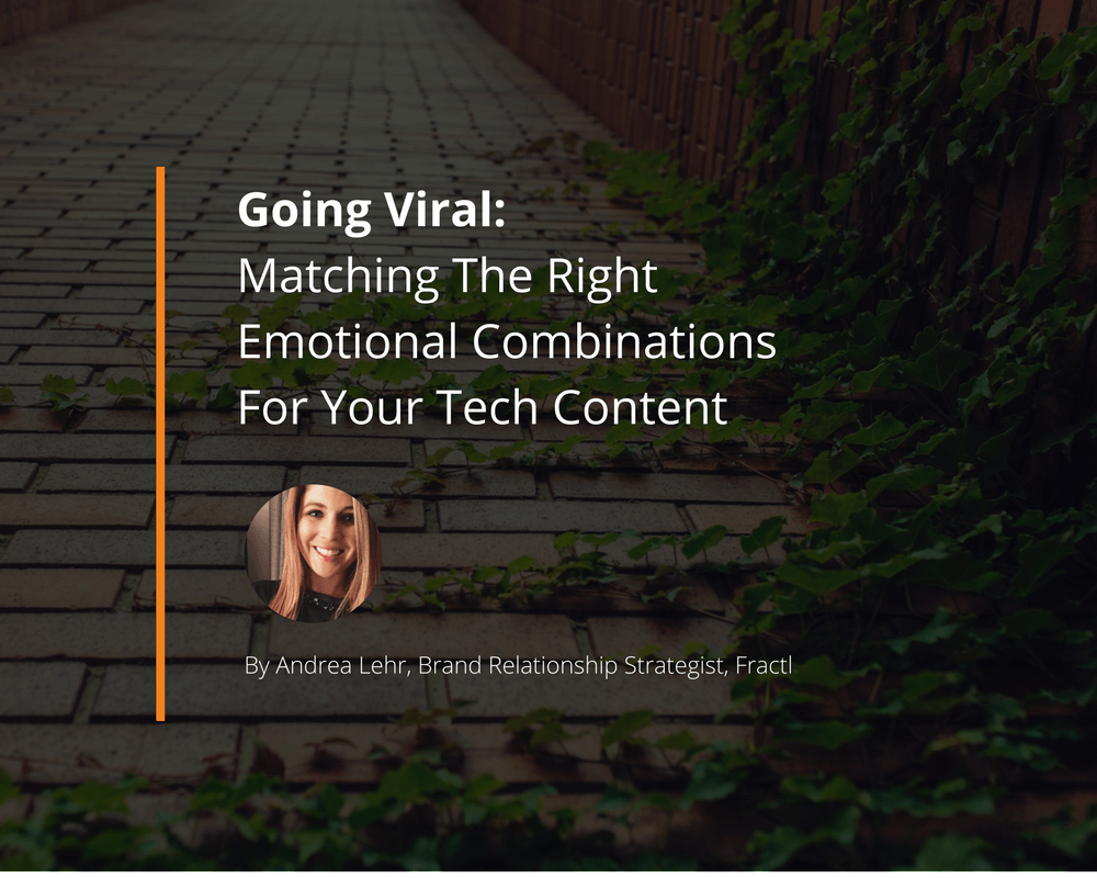Going Viral Tech Content Outbrain