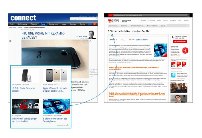 TrendMicro Content Example