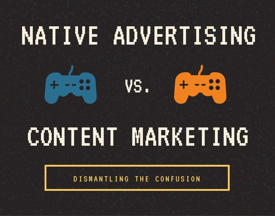 The Difference between Native Advertising and Content Marketing