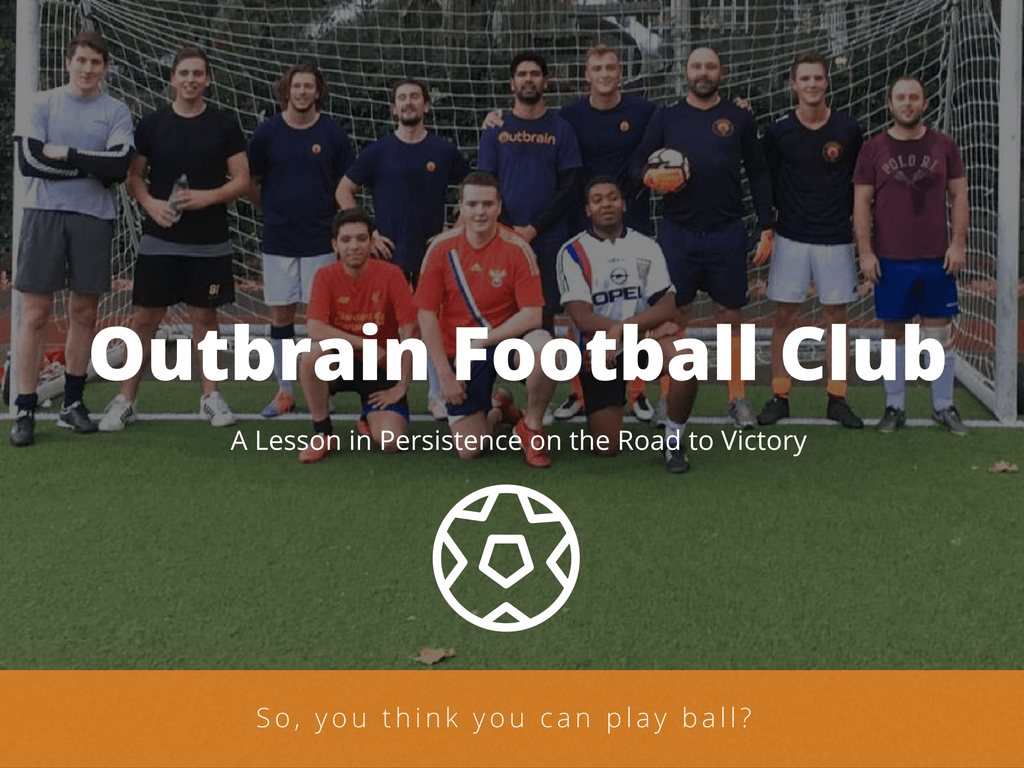 Outbrain Football Club