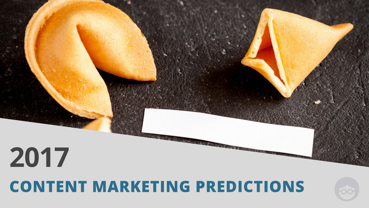 content marketing predictions