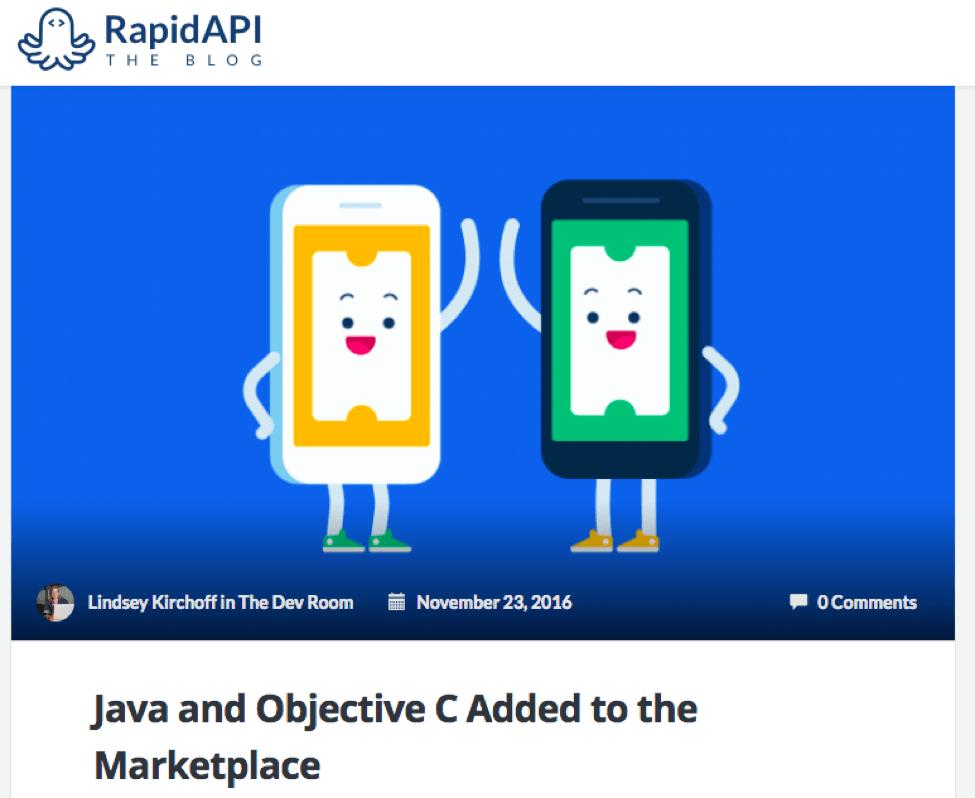 RapidAPI Blog