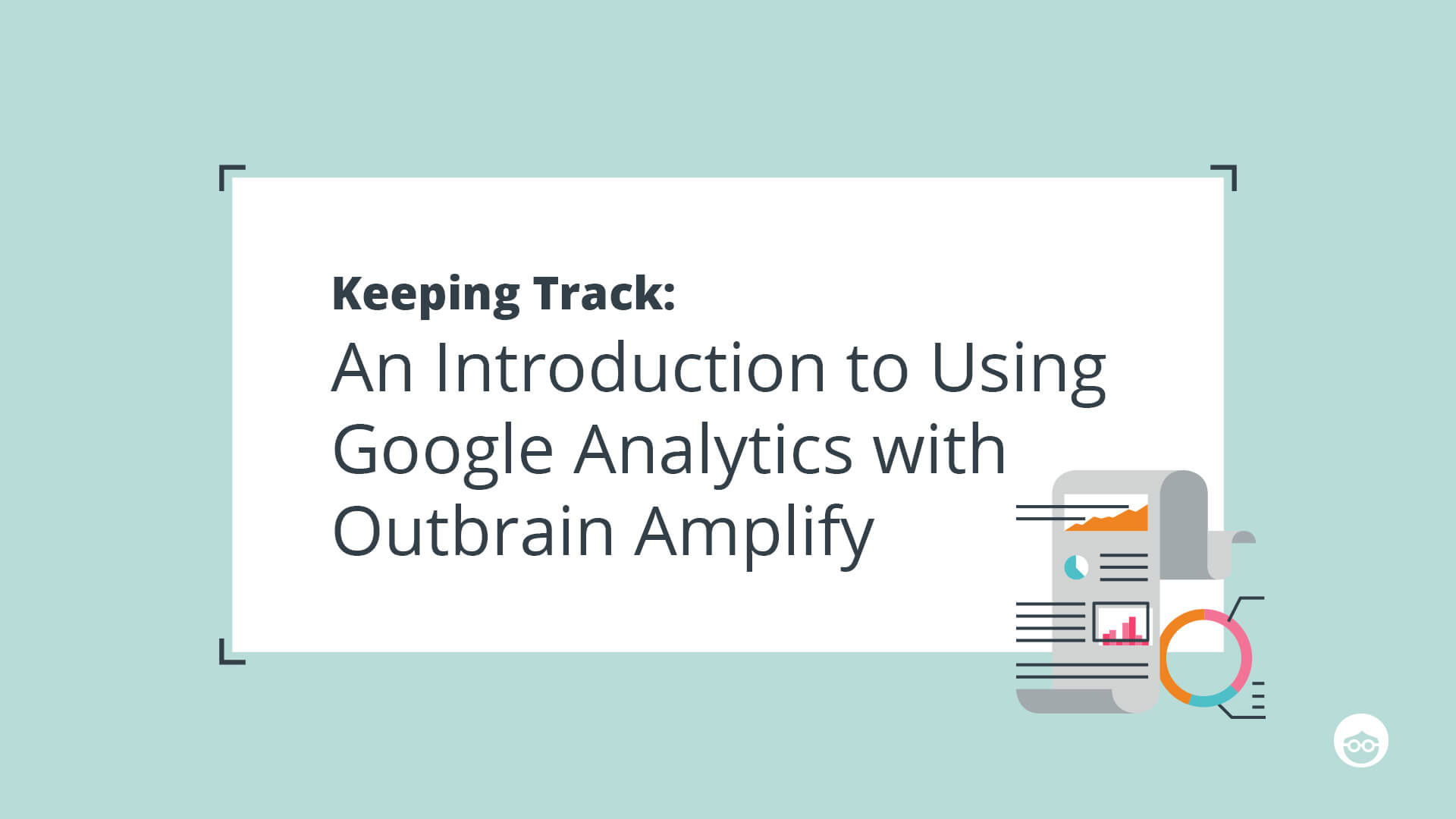 Google Analytics for Outbrain Amplify