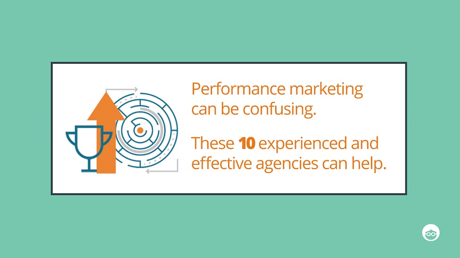 10 Performance Agencies Outbrain blog