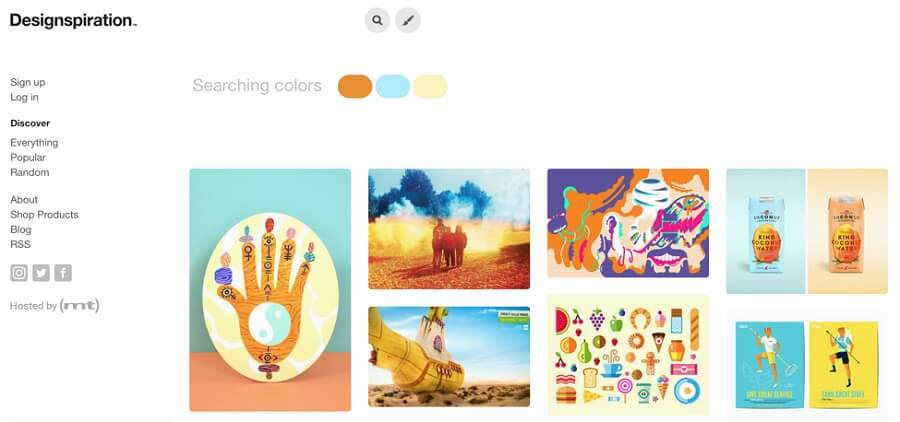 Designspiration - Outbrain Blog