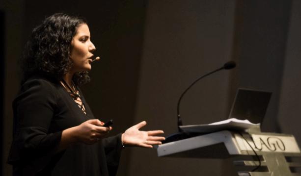 Liraz Rahmin Postan speaker