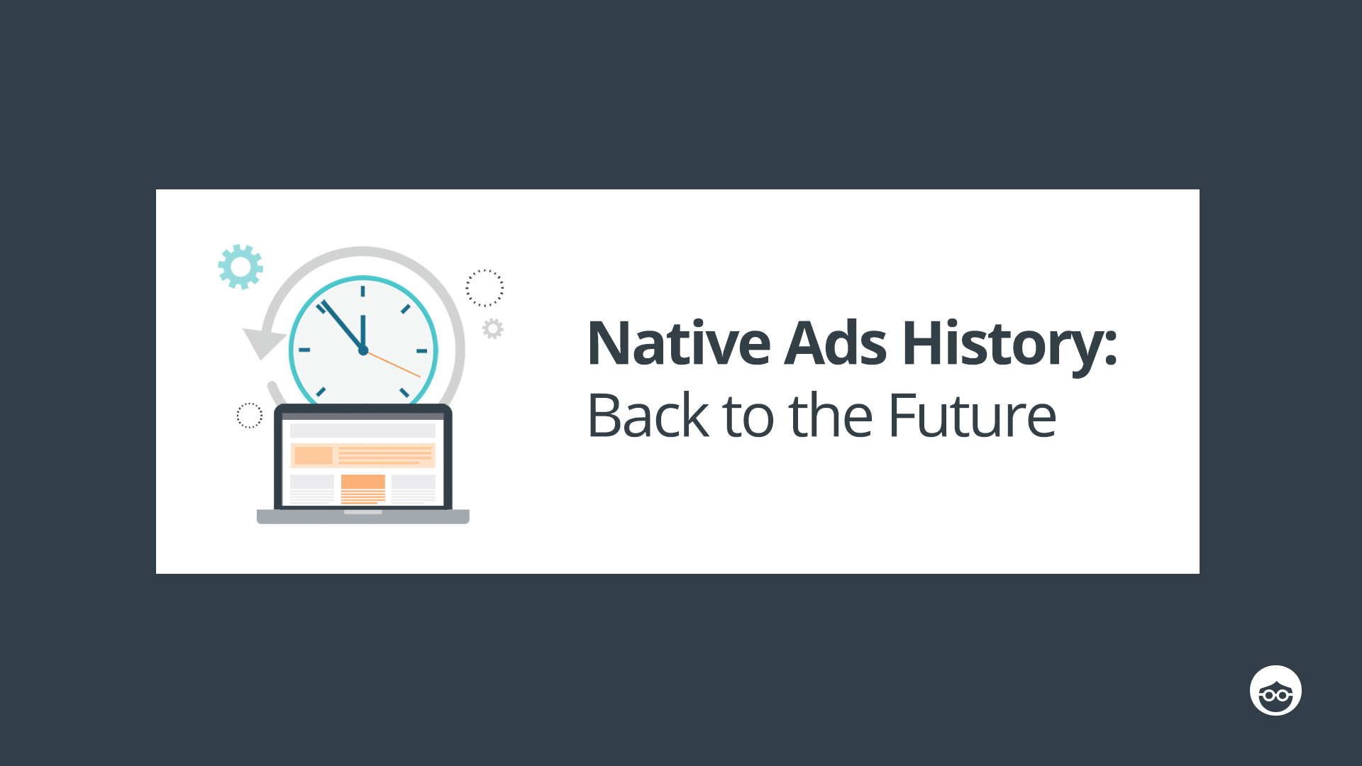 A History of Native Advertising