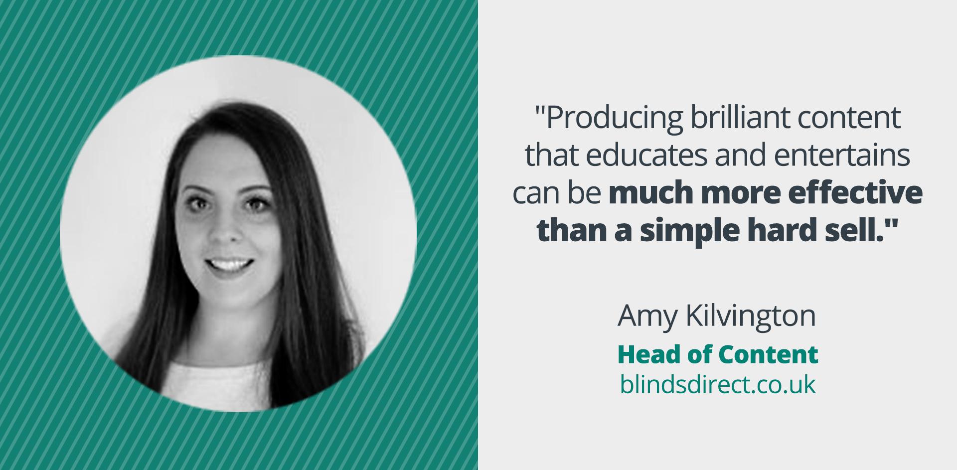 Amy Kilvington