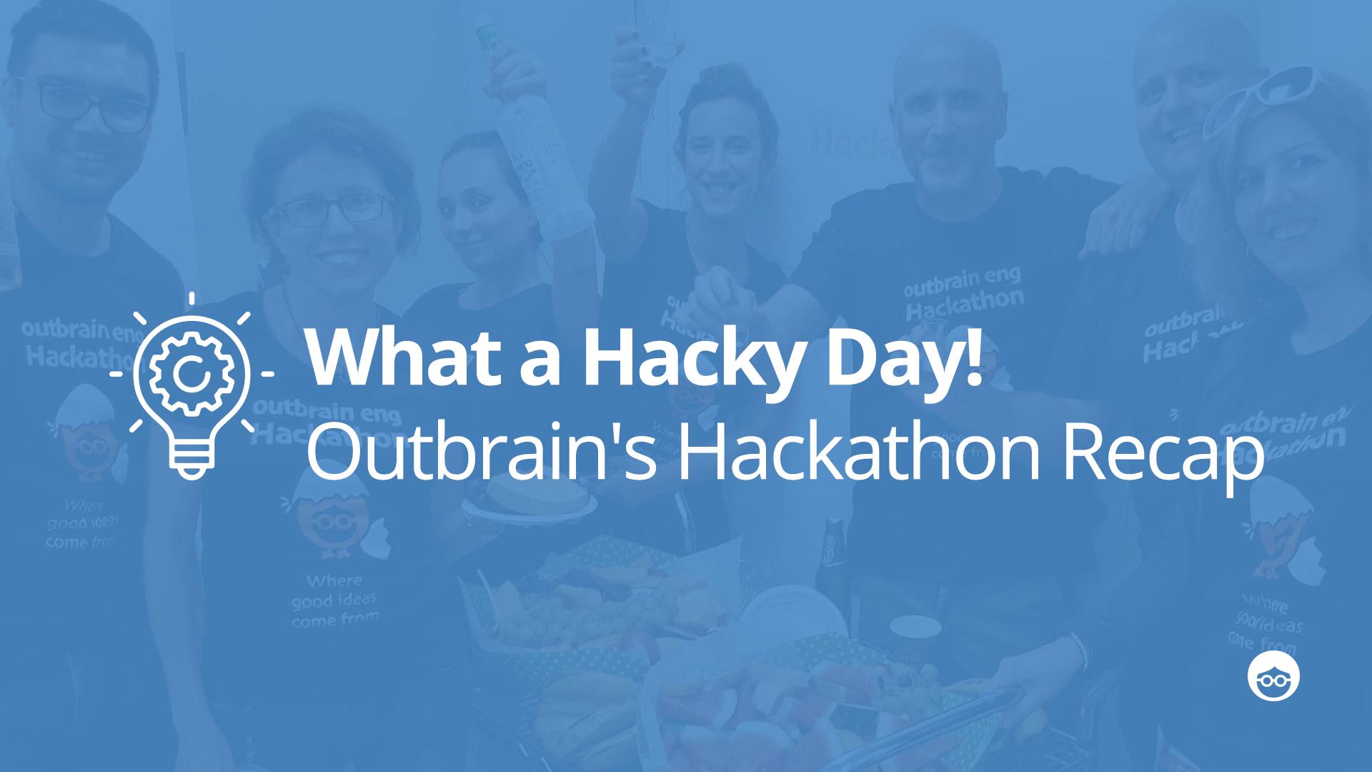 Outbrain Hackathon 2018