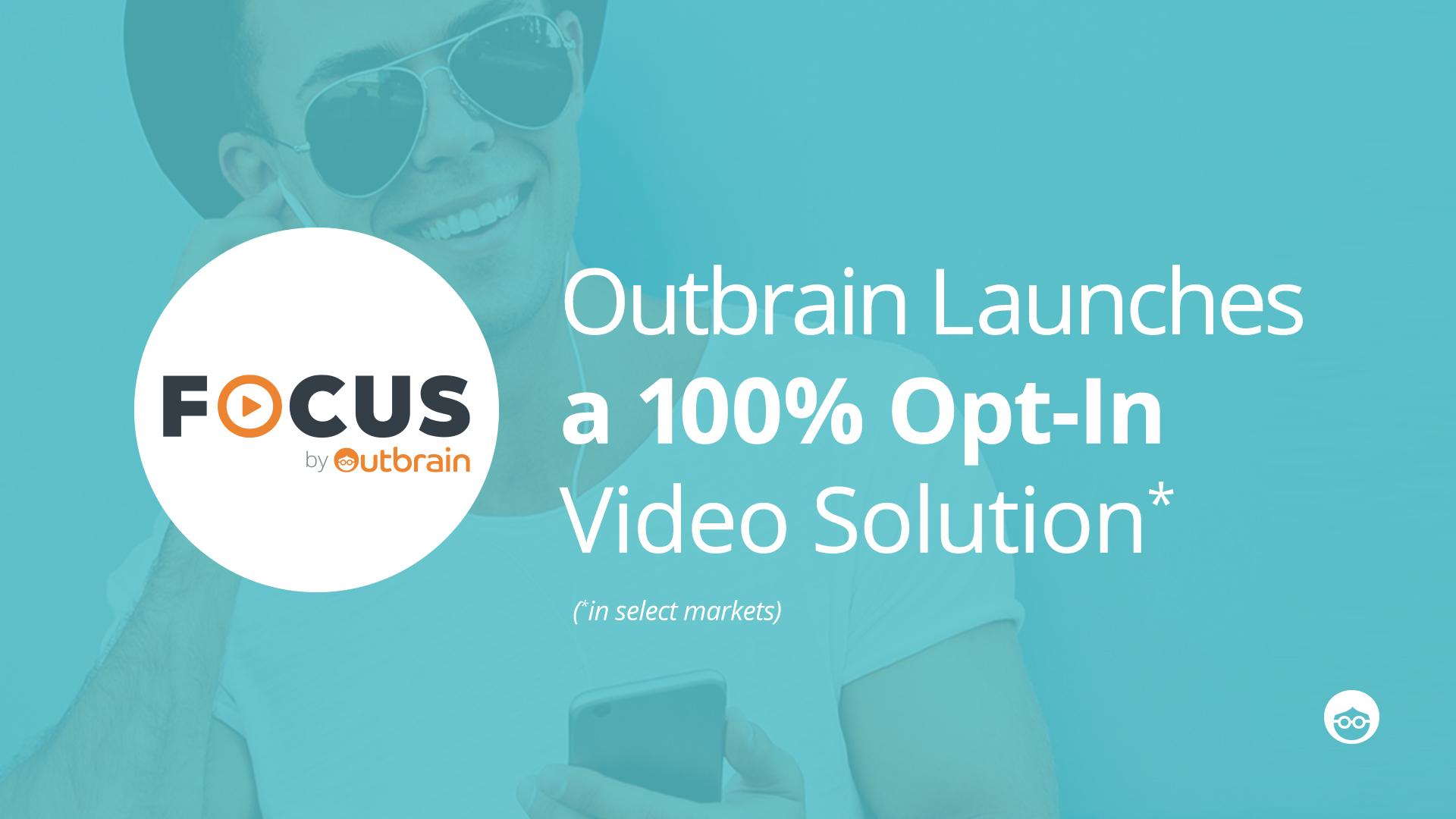 Outbrain Focus