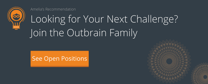 See open positions at Outbrain