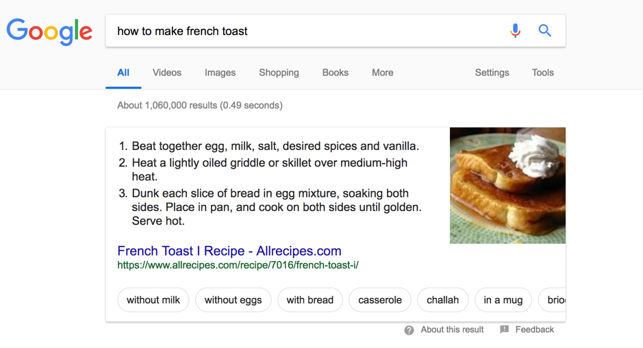 how to make a french toast