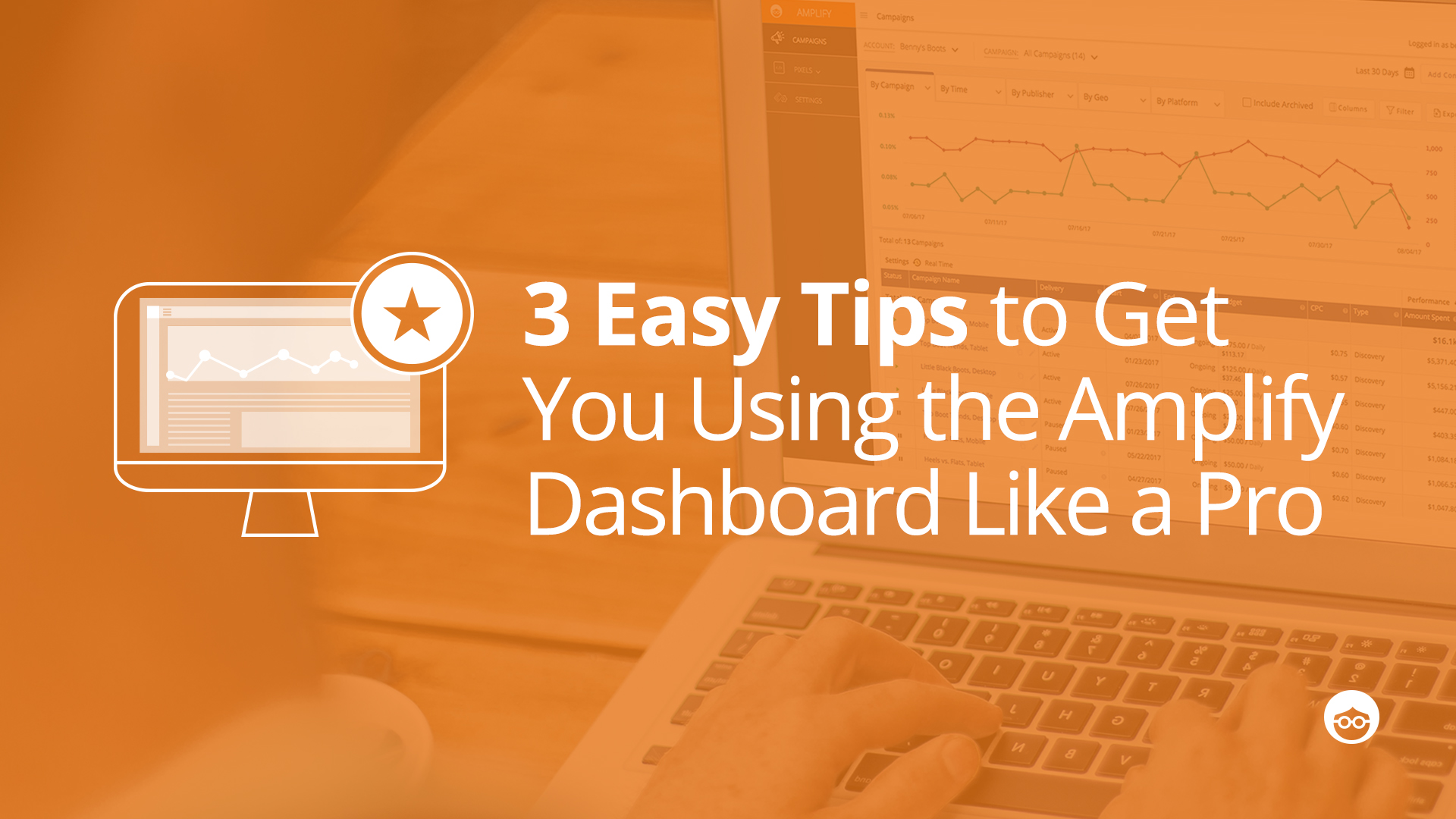 Amplify Dashboard Tips