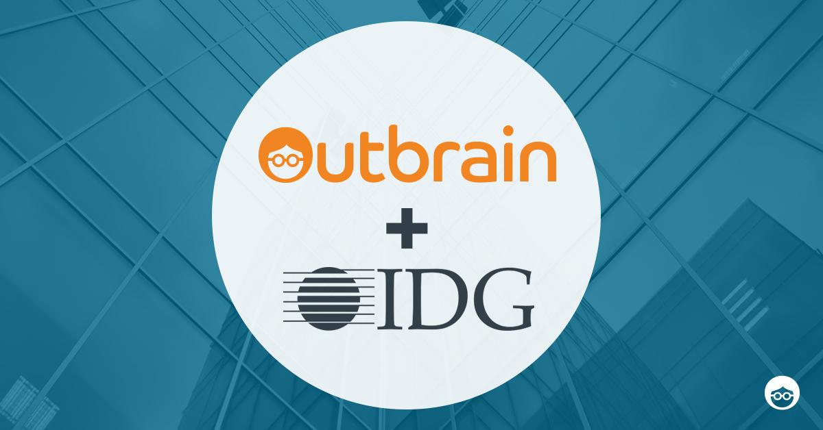 IDG partnership