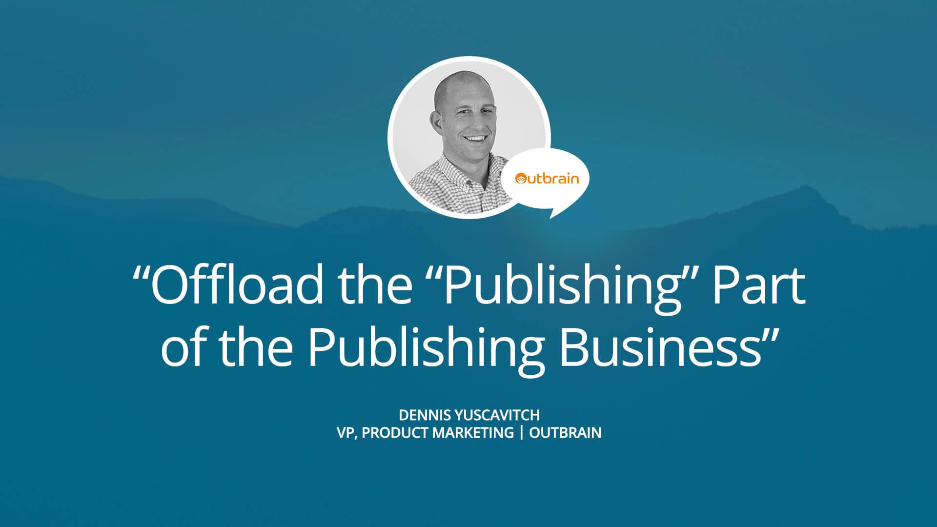 Publishing Business