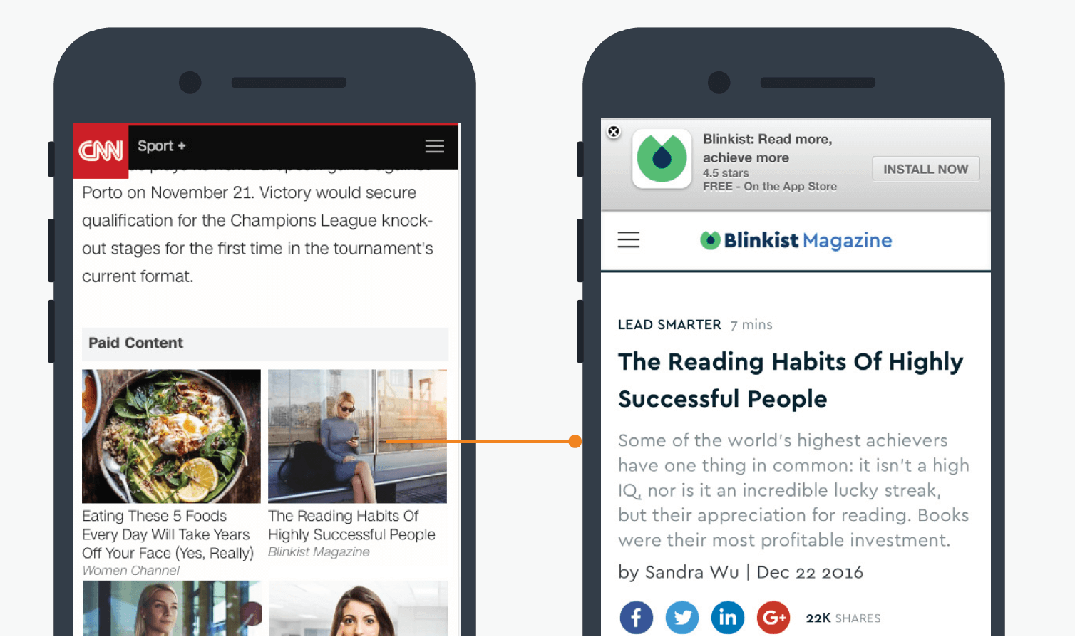 How Native Advertising Can Boost Signups For Your Mobile App