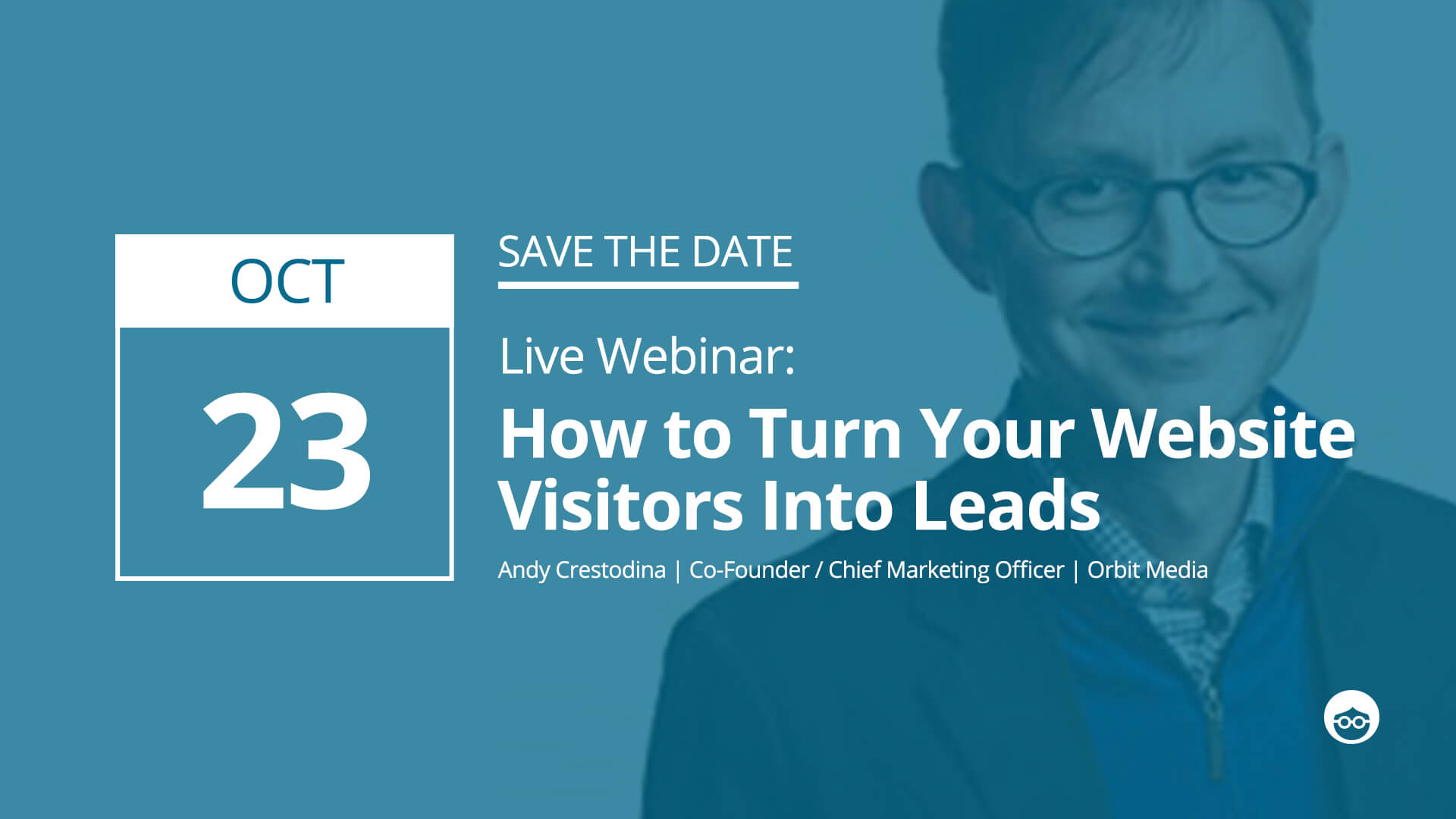 Webinar] How to Turn Your Website Visitors into Leads