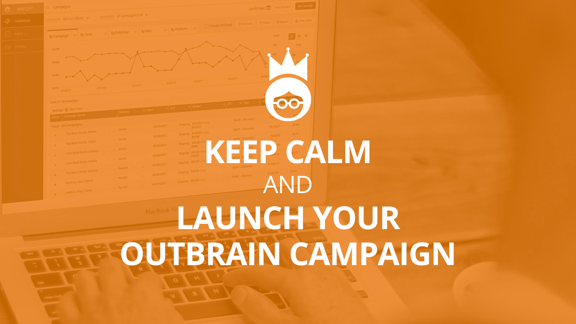 9 DIY Tips to Launch Your First Outbrain Campaign