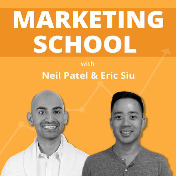 Marketing School podcast