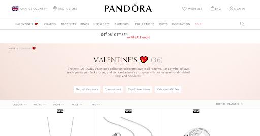 Pandora v day campaign