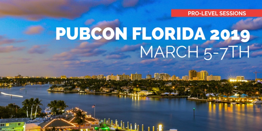 Pubcon Florida 2019 - Outbrain Blog