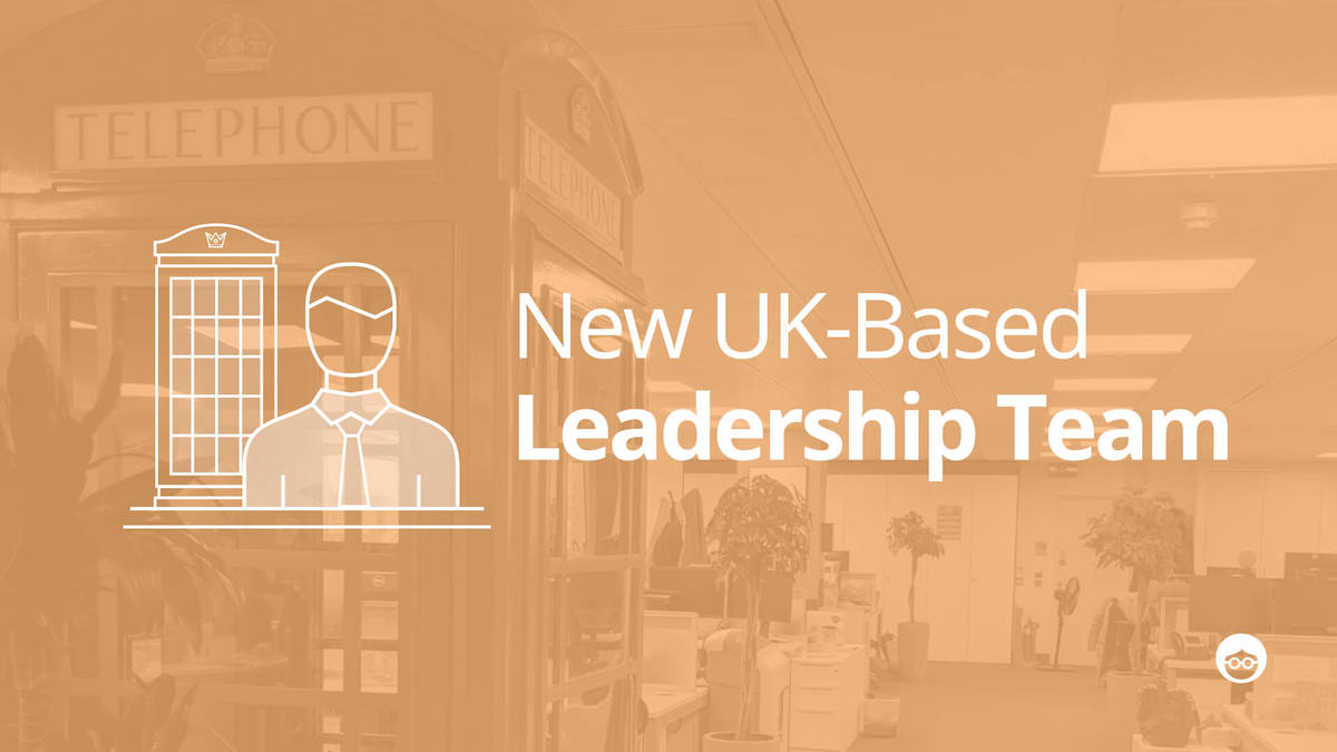 New UK-based Leadership
