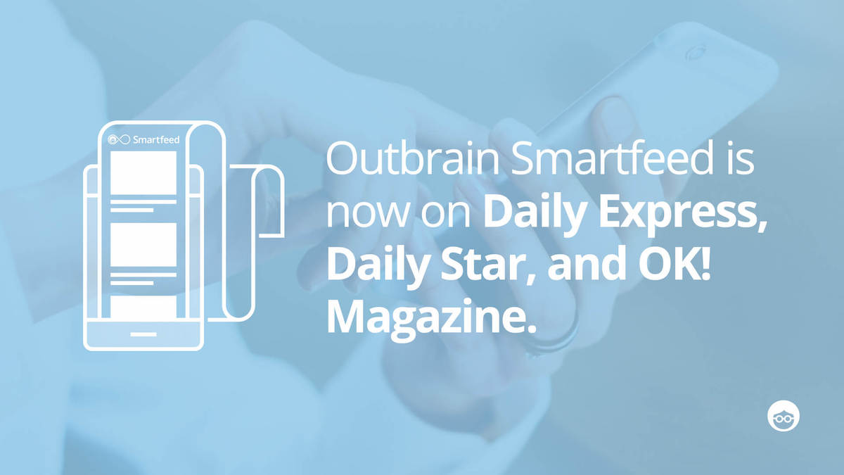 Smartfeed Technology Across the Daily Express, Daily Star, and OK! Magazine