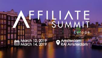 Affiliates Summit Europe