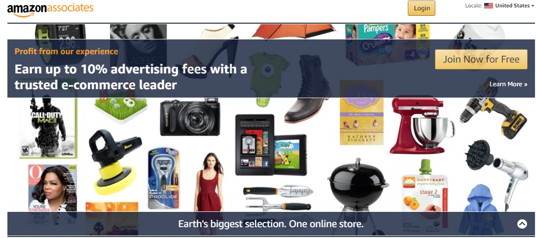 Amazon Affiliate Link To Own Product Native Ads Advertising