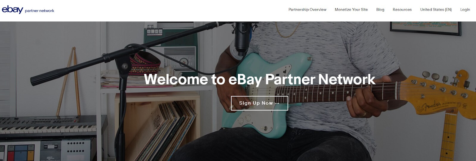 ebay affiliates program - Outbrain